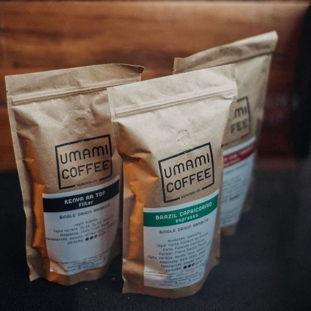 Umami Burundi Single (250 gr)